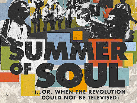 SUMMER OF SOUL review by Taylor T. Carlson