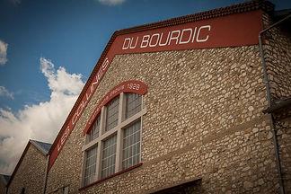 COLLINES DU BOURDIC Fronton cave 1928 (0