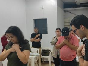 Curso AOB - Equipe Pastores Missionário