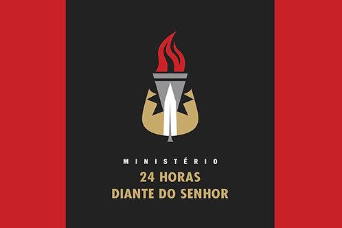 Bandeira do Ministério 24 Horas