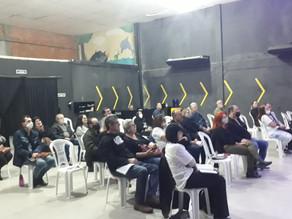 Curso AOB na Igreja luz da vida em Balneário Camboriú - SC