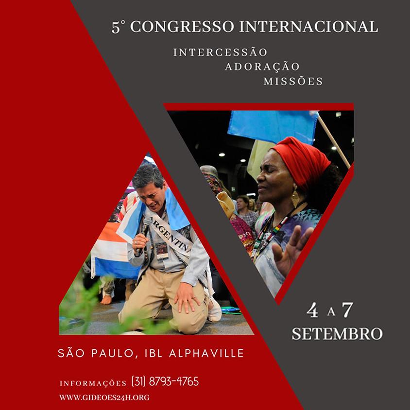 5° Congresso Internacional