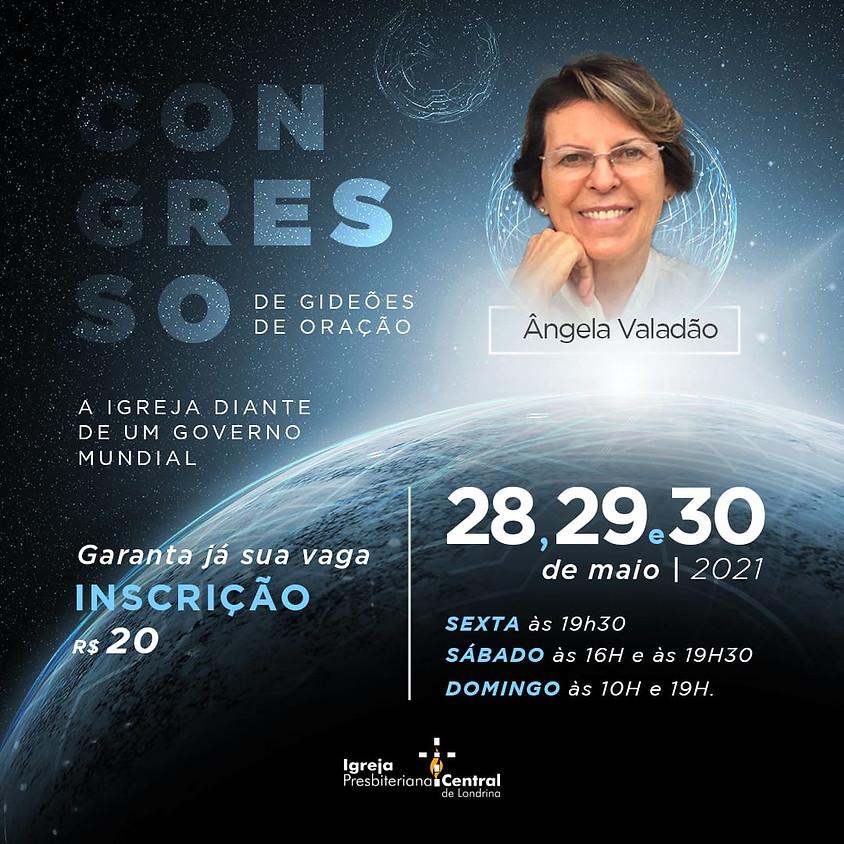 Congresso dos Gideões em Igreja Presbiteriana Central de Londrina