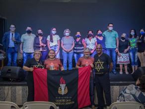 Culto de avivamento dos Gideões 24h - Igreja Missionária Unida Brasil - RO