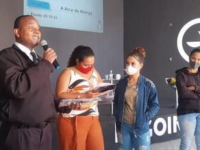 Curso AOB - Aprendendo a Orar com a Biblia na IBL Vitoria
