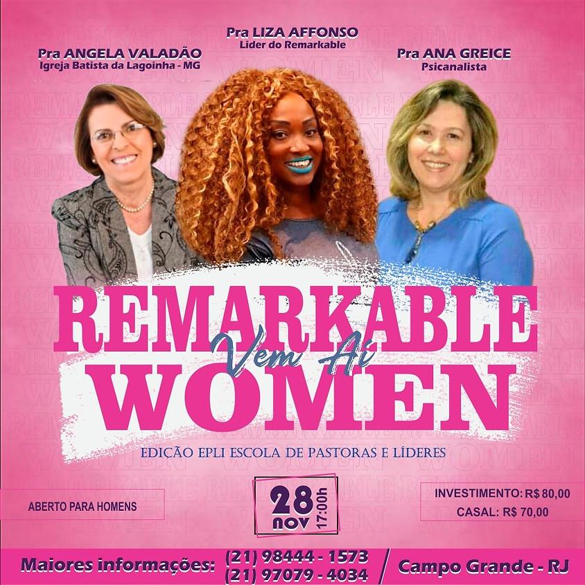 Remarkable Women (Mulheres Notáveis)