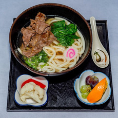 Beef Udon $15
