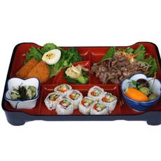 Beef Teriyaki Bento $22