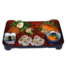 Salmon Teriyaki Bento $22