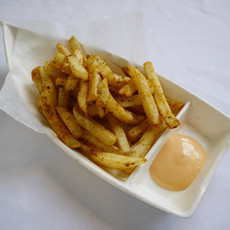 10 Spice Fries $3.50