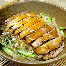 Chicken Teriyaki Don