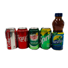 Complimentary Coke Products