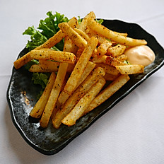 10 Spice Fries