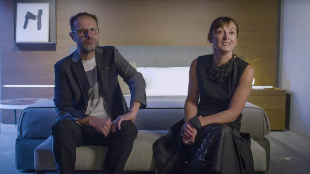 Molteni & C | Dada in Conversation - Georgina Hulich & Marcelo Spina