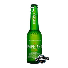 Império Lager Long neck 275ml