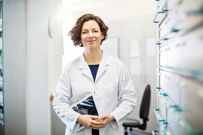 Kvinnelig lege