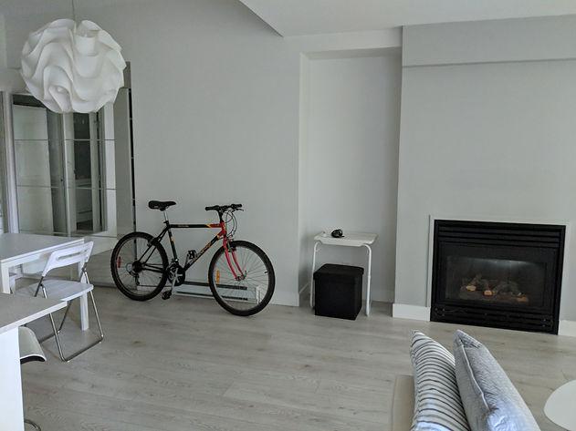 Yaletown Garden Terrace Suite