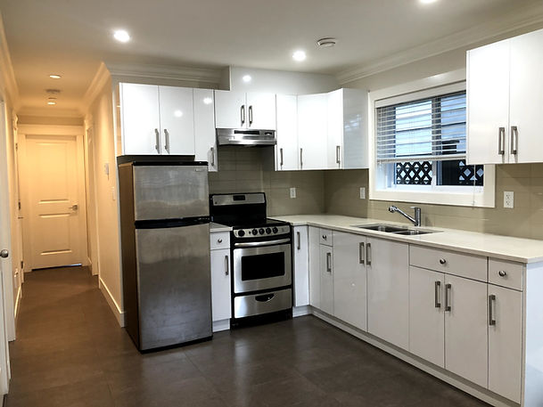 Cambie Oakridge New House Suite B