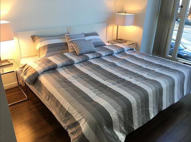 Yaletown 2 Bedroom Terrace Suite