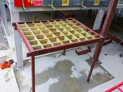 Steel Wood Platforms
