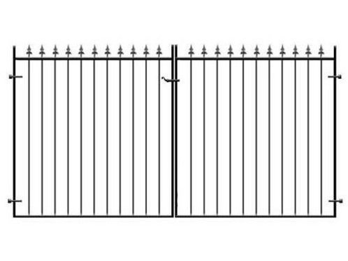 The Farnborough Driveway Gate - 914mm (3ft) High -
