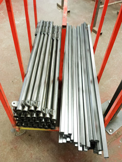 Multiple products in steel