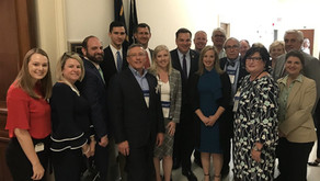 Realtors® Visit Capitol Hill to Advocate for Homeowner Priorities