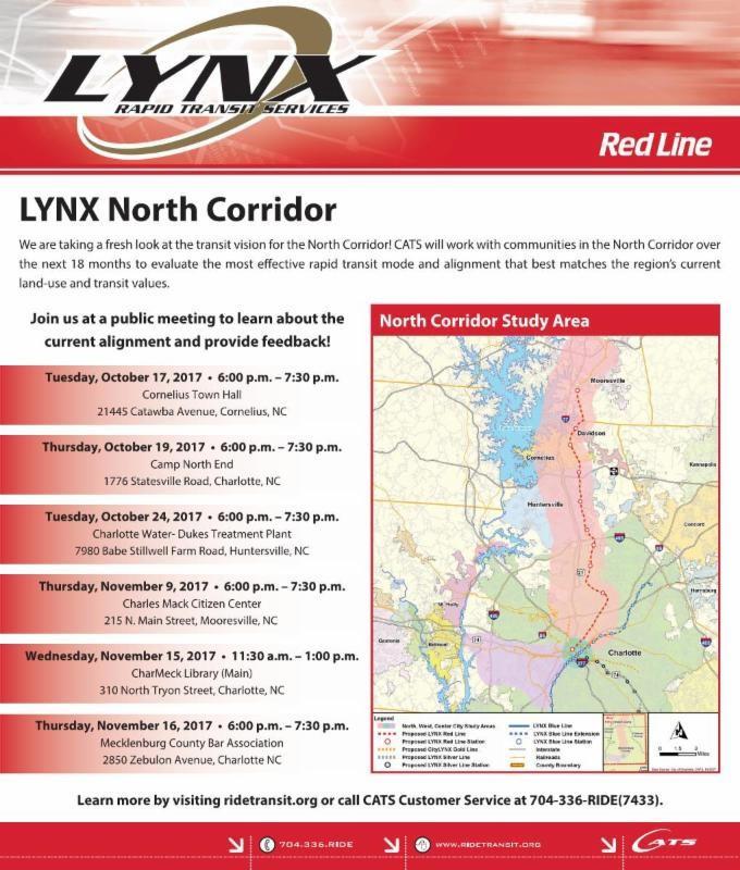 Red Line North Corridor Study