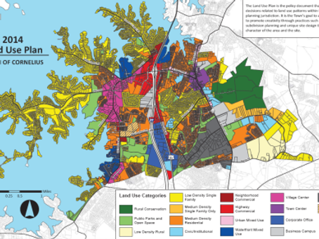 Cornelius Town Board Adopts Land Use Plan Update