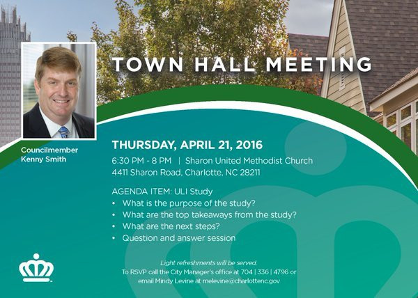 South Park Town Hall
