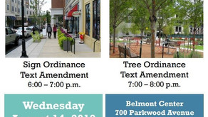 City Hosting Meeting Next Wednesday on Sign, Tree Ordinance Revisions