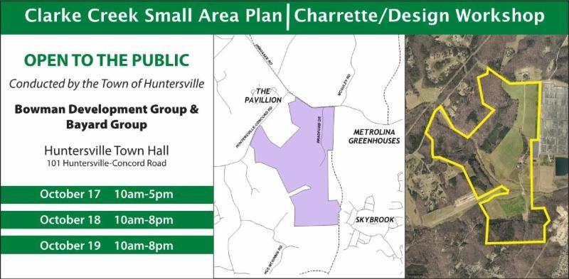 Clarke Creek Small Area Plan