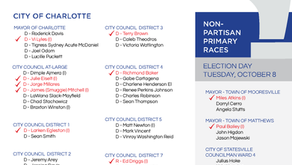 2019 Primary Voter Guide