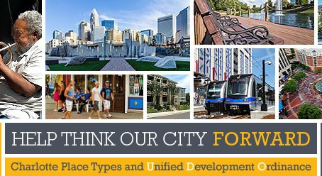 Charlotte to Hold  Community Workshops on UDO Update