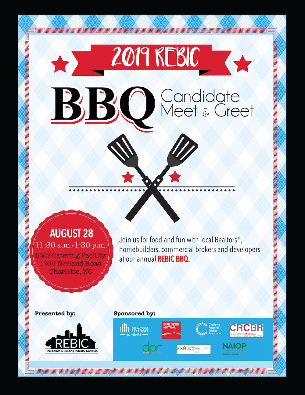 2019 BBQ Flyer