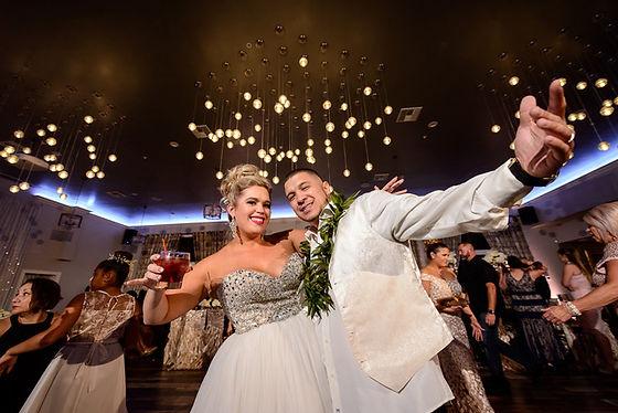 bride groom casa bella