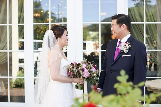 bride groom sunol casa bella