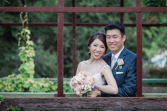 bride groom sunol park casa bella
