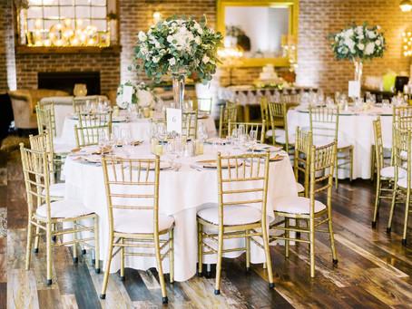 Tablescape Inspiration - Place Settings & Centerpieces