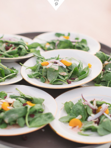 Plated spinach salad.png