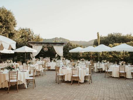 Outdoor Event Setups at Casa Bella