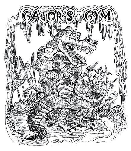 Gator's Gym