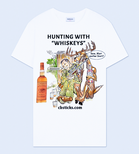 """Hunting With """"Whiskeys"""""""