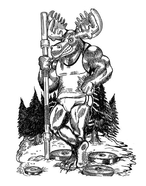 Moose Workout