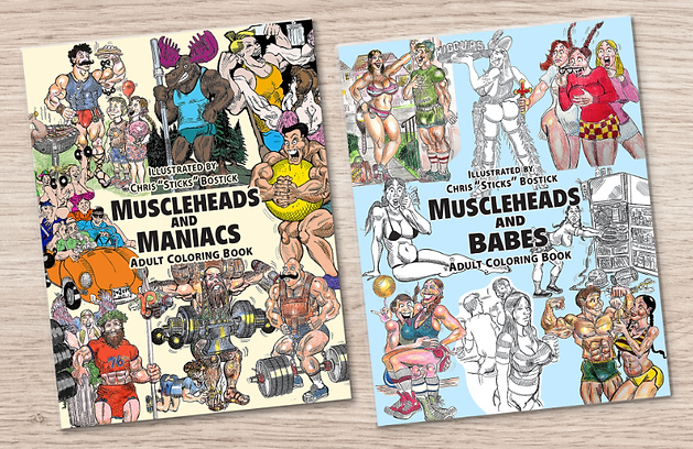 MuscleHeads & Maniacs + MuscleHeads & Babes