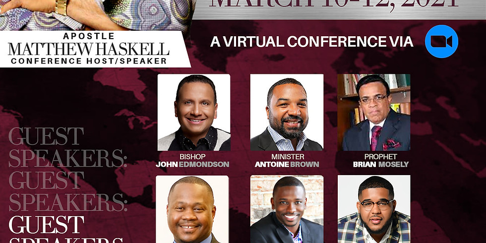 2021 Men's Holy Convocation