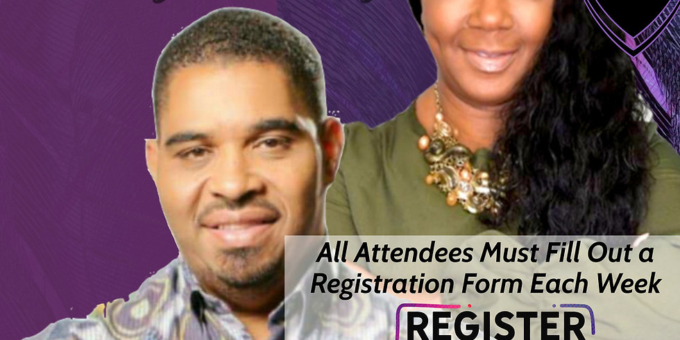 Sunday Morning Registration - MARCH 21st