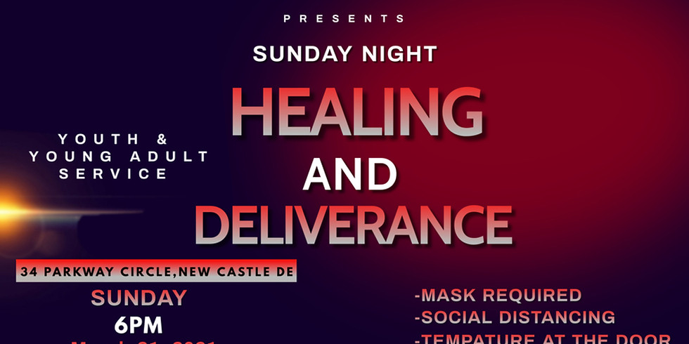 CODE RED Youth & Young Adult Service