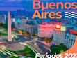 Buenos Aires Feriados 2021