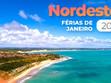 Férias de Janeiro Nordeste 2021
